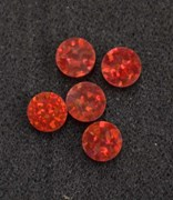 1pc Opal dots OP45 7 x 1.3mm