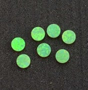 1pc Opal dots OP68 5 x 1.3mm