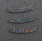 1pc Opal curved strips OP34 3.17x24x1.3x120mm