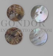 1pc Agoya buttons N 2H 22L