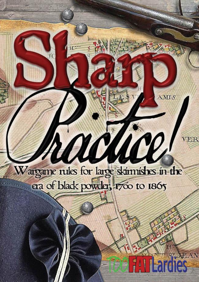 Sharp Practice! (2nd ed ) & cards