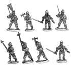 C44 - Dismounted C15th knights