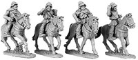 20027 - Greek Cavalry with Boiotian Helmets