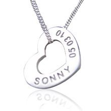 Sonny pendant with chain