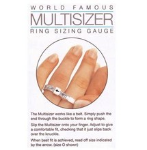 Ring Sizer - Coolabah Charms