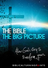 The Bible The Big Picture Church Course Book