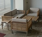 Teak Lounges & Sofas