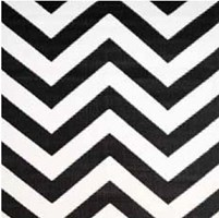 Laguna Black - Outdoor Rug