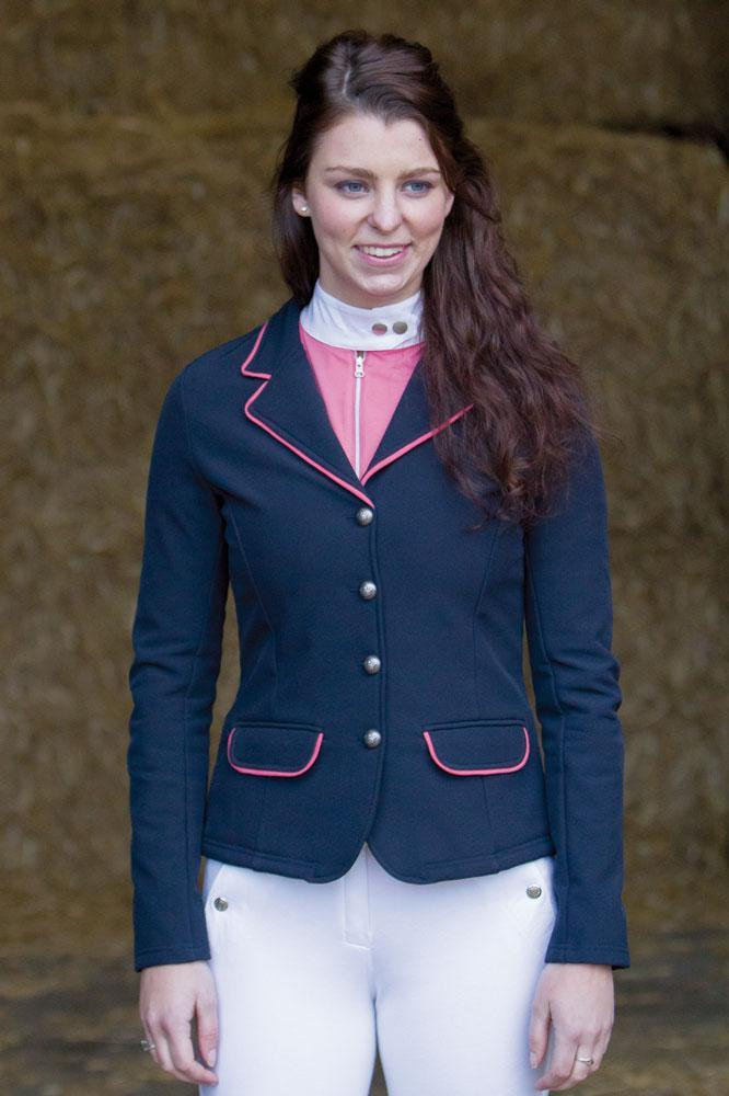 Harry s Horse Show Jacket Softshell - St. Tropez Horsewear House ... 579d980af9df9