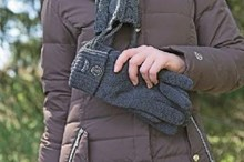 Lauria Garrelli Milano Thinsulate Winter Gloves
