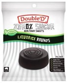 Double D Liquorice Rounds