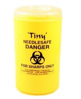 IDC 200mL 'TINY' Sharps Container