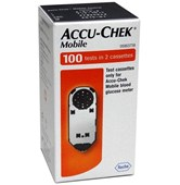 Accu-chek Mobile Blood Glucose Strips