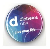 DNSW Live you life Badge