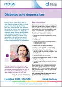 Diabetes and depression (NFS1642)