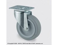 Castor 160mm swivel tente 3470UFP160P63-G