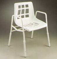 Shower Chair Extra Wide B1002WA
