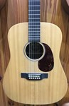 MARTIN & CO D12X1AE 12 String Acoustic Electric Guitar