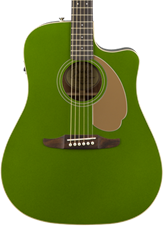 Fender California Player Redondo Electric Jade