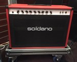 SOLDANO Reverb-o-Sonic 2 X 12 COMBO  Pre Owned - Near Mint Condition