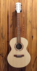 VAUGHAN CUSTOM GUITARS QLD MAPLE 00 STYLE ACOUSTIC