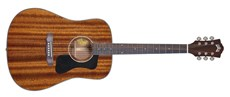 Guild D-125 Solid Mahogany Dreadnought