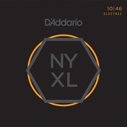 D'ADDARIO NYXL ELECTRIC STRINGS 10-46