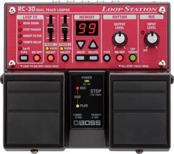 BOSS RC-30 LOOP STATION