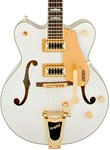 GRETSCH DOUBLE-CUT ELECTROMATIC WHITE