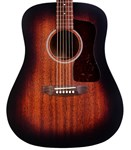 GUILD USA SERIES D-20 VINTAGE SUNBURST