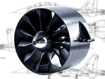Ducted Fan Unit JETFAN-120 PRO