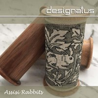 ASSISI RABBITS KIT - Designatus Designs