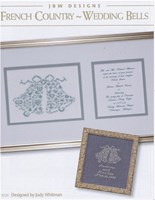 FRENCH COUNTRY – WEDDING BELLS:  JBW DESIGNS by JUDY WHITMAN