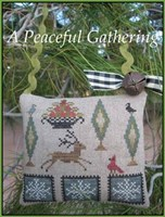 A PEACEFUL GATHERING - by The Scarlett House