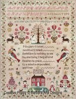 THE SNOOTY PARROTS SAMPLER - Barabara Ana Designs