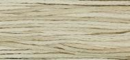 OverDyed Cotton - Weeks Dye Works 5 yard skein - Parchment #1110