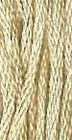 Sampler Threads by The Gentle Art - 5 yd Skeins - Roasted Marshmellow #7057