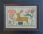 B is for BUNNY - La D Da Designs