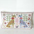 NANCY NICHOLSON CUSHION SEW KIT - DOGS CUSHION KIT