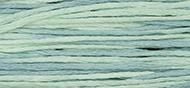 OverDyed Cotton - Weeks Dye Works 5 yard skein - Aqua #2131