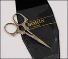 Bohin Embroidery Scissors 3 1/2
