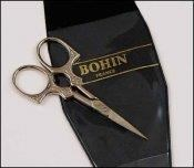 "Bohin Embroidery Scissors 3 1/2"" Middle Age"