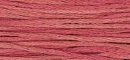 OverDyed Cotton - Weeks Dye Works 5 yard skein - Aztec Red # 2258