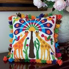 Giraffes Tapestry Kit - Kim McLean Designs