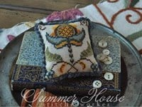 Fragments in Time No 7 -  from Summer House Stitche Workes