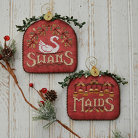 SWANS AND MAIDS - 12 Days - Hands on Design