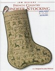 FRENCH COUNTRY – REINDEER STOCKING - JBW Designs by Judy Whitman