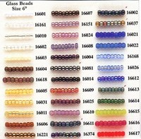 Glass beads Size 6° - Mill Hill Beads