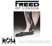Mens FullSole Leather Ballet Shoes