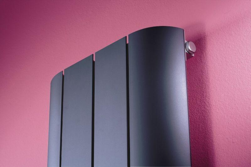 Mhs Play Vertical Aluminium Energy Efficient Radiator By